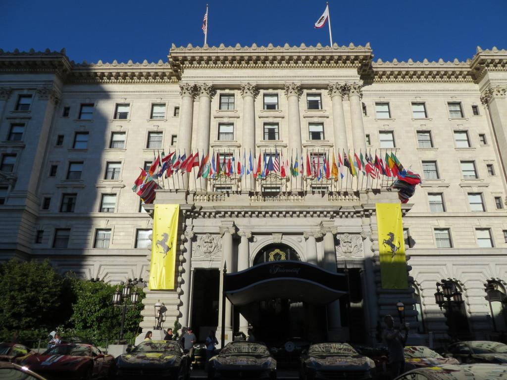 Adventures By Disney, San Francisco - Fairmont Hotel