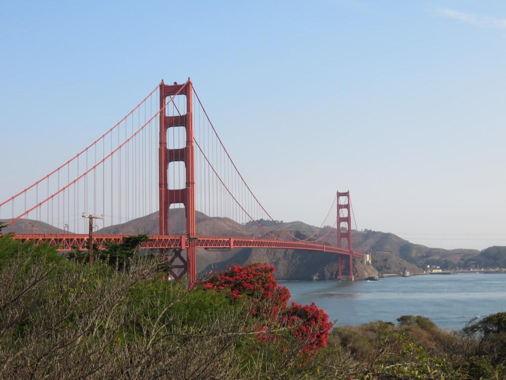 Adventures By Disney, San Francisco - Golden Gate Bridge